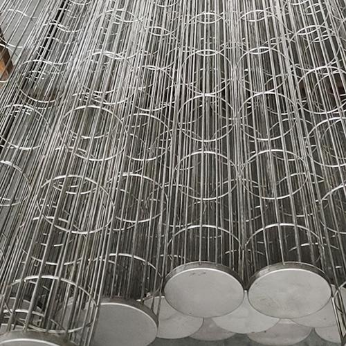不锈钢除尘袋笼