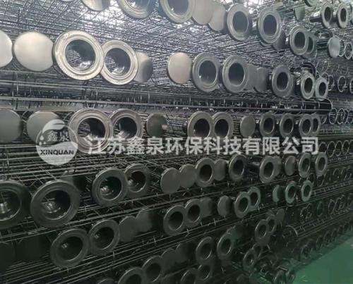 有机硅袋笼除尘器骨架生产厂家